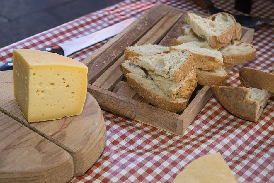 Toma Cheese: The Traditional Hard Cheese from Northern Italy
