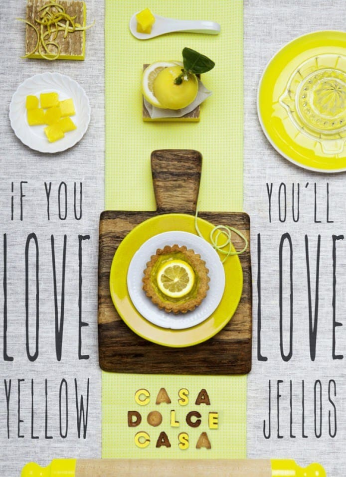 Veg Book | Yellow