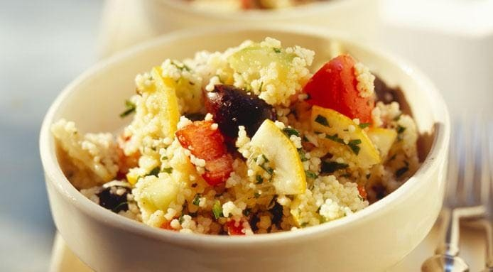 Bell Peppers | Couscous