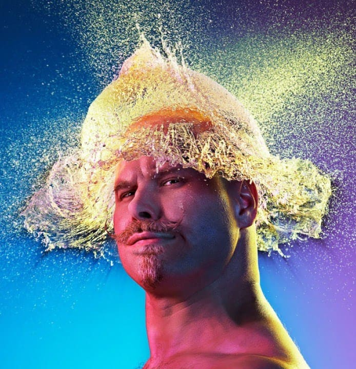 Tim Tadder's Water Wigs | Fun Splash