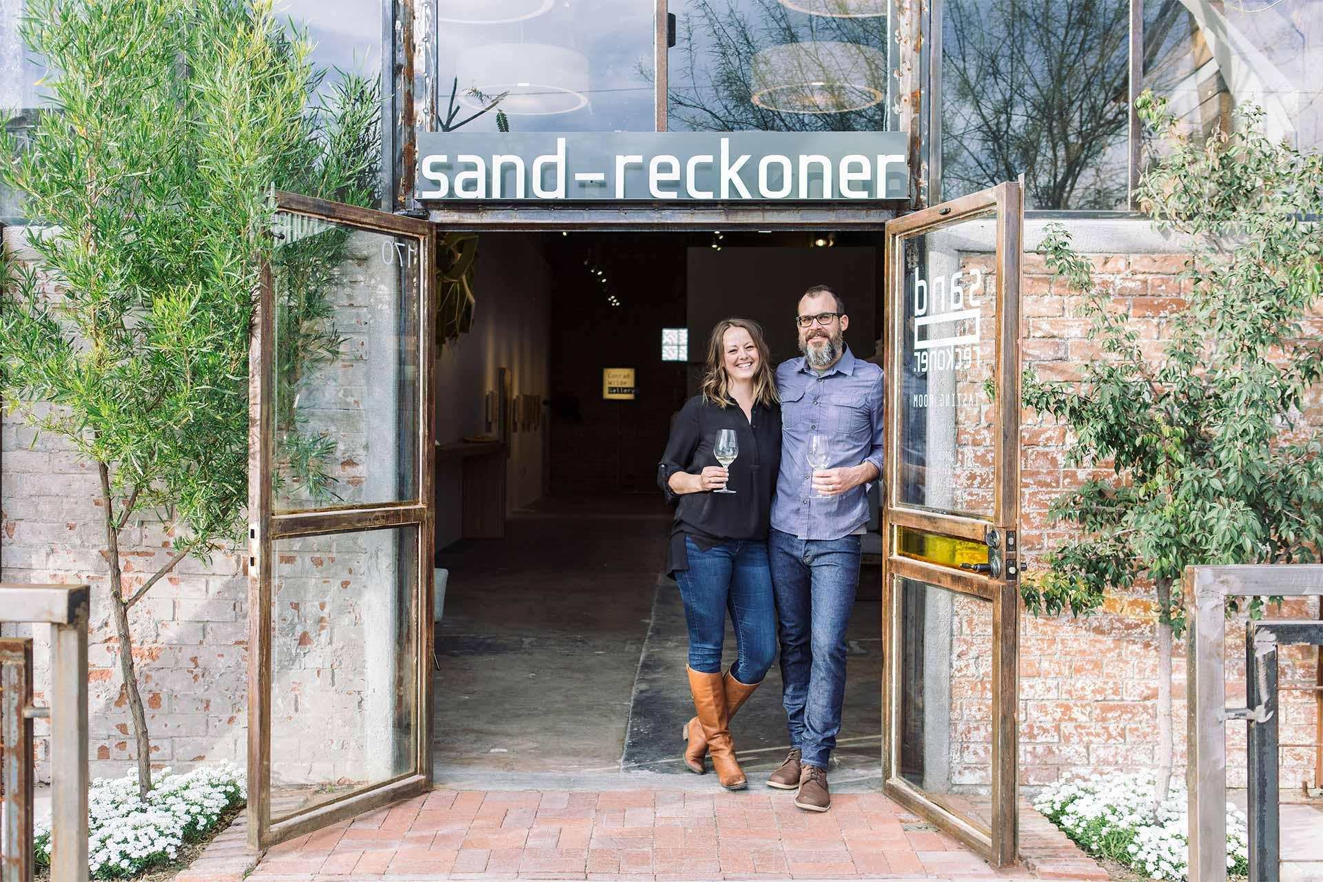 Sand Reckoner Winery in Arizona