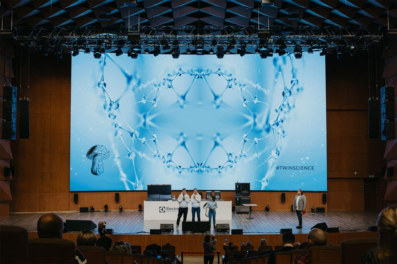 Twins Science International Festival 2019