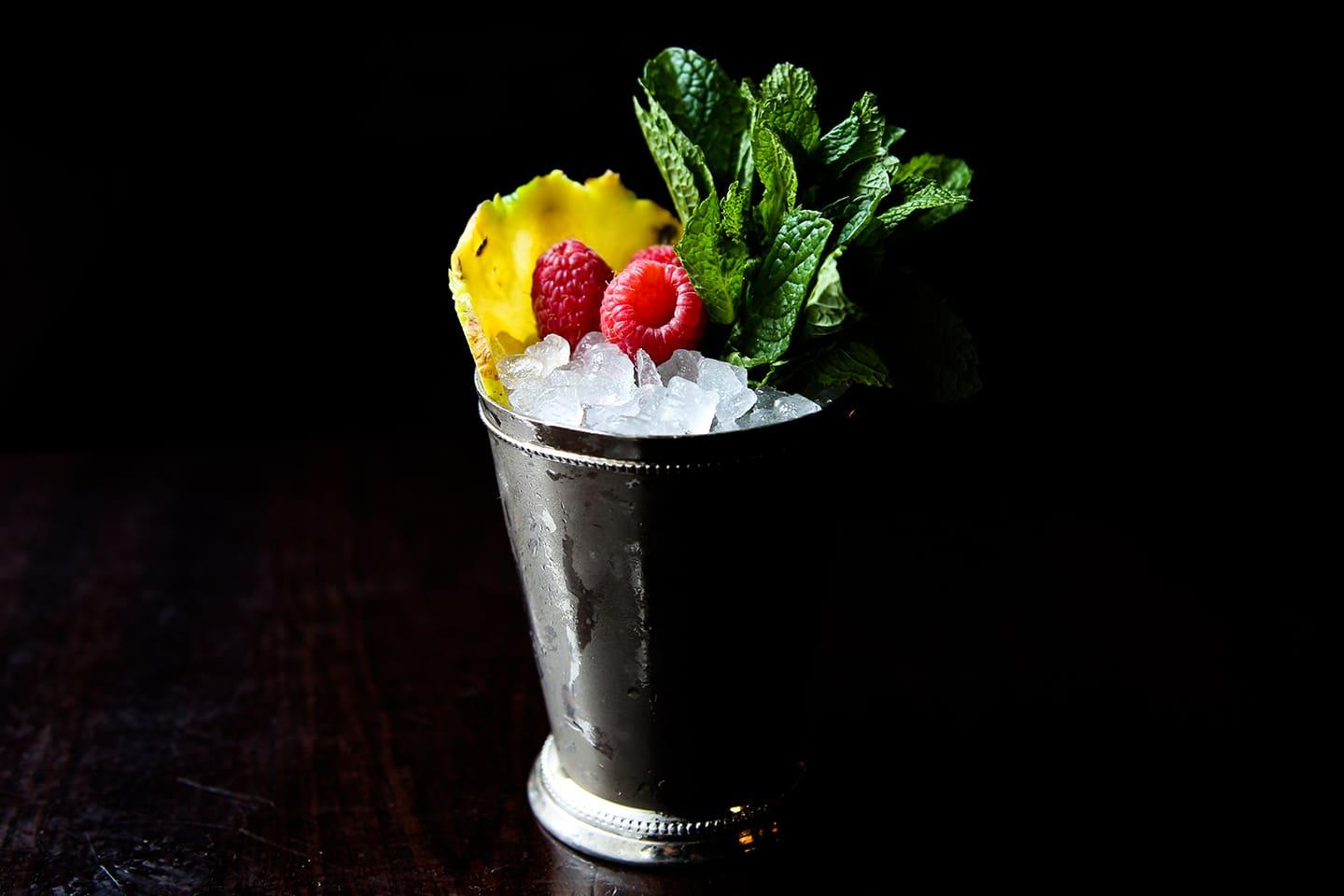 The NoMad Bar, Pineapple Julep cocktail