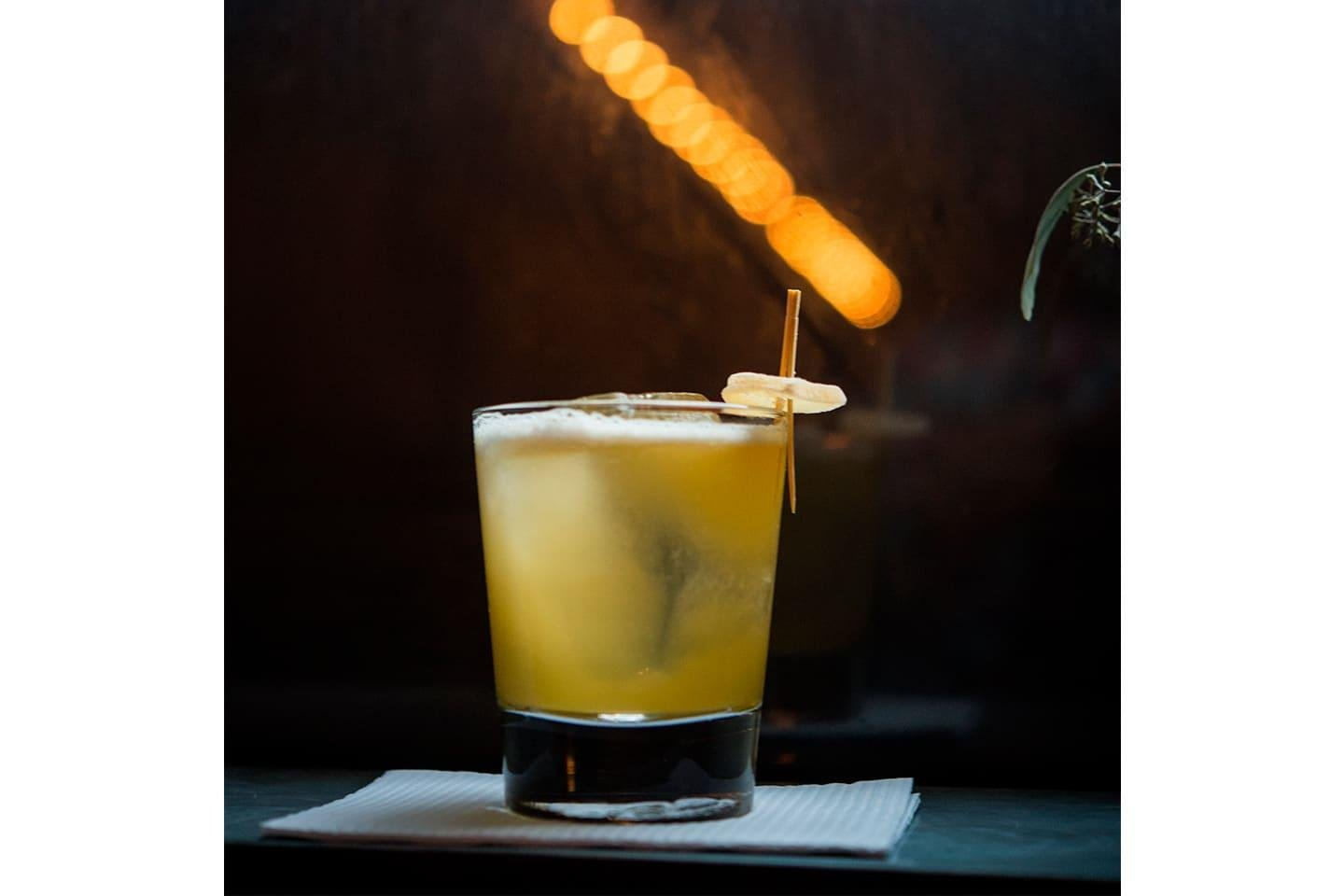 Attaboy, Penicillin cocktail
