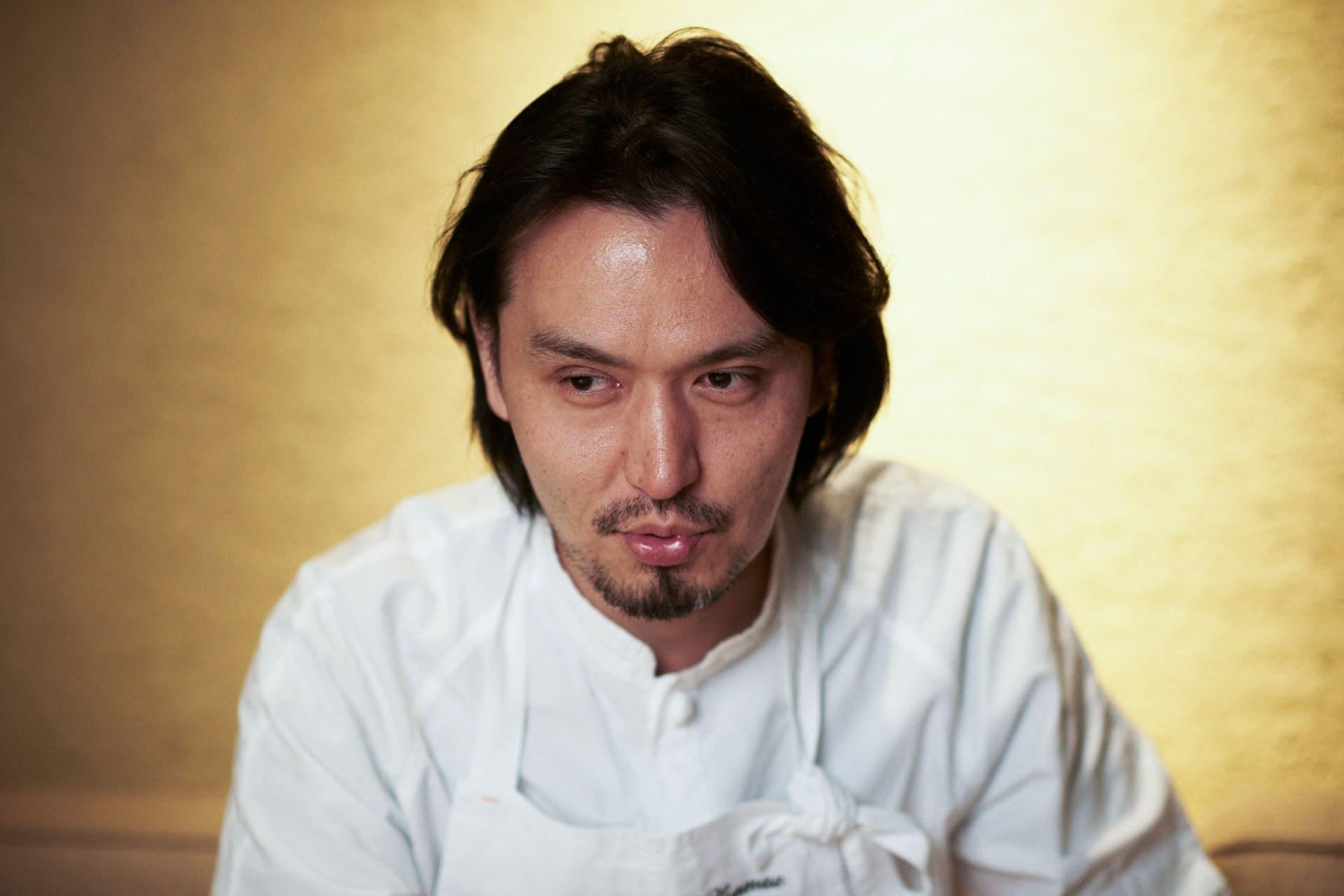 Chef Shinobu Namae