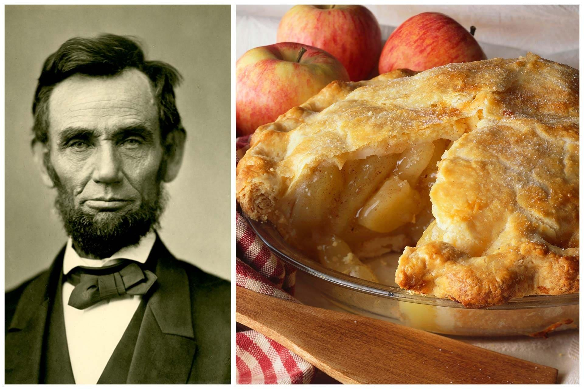 Abraham Lincoln's favourite dish