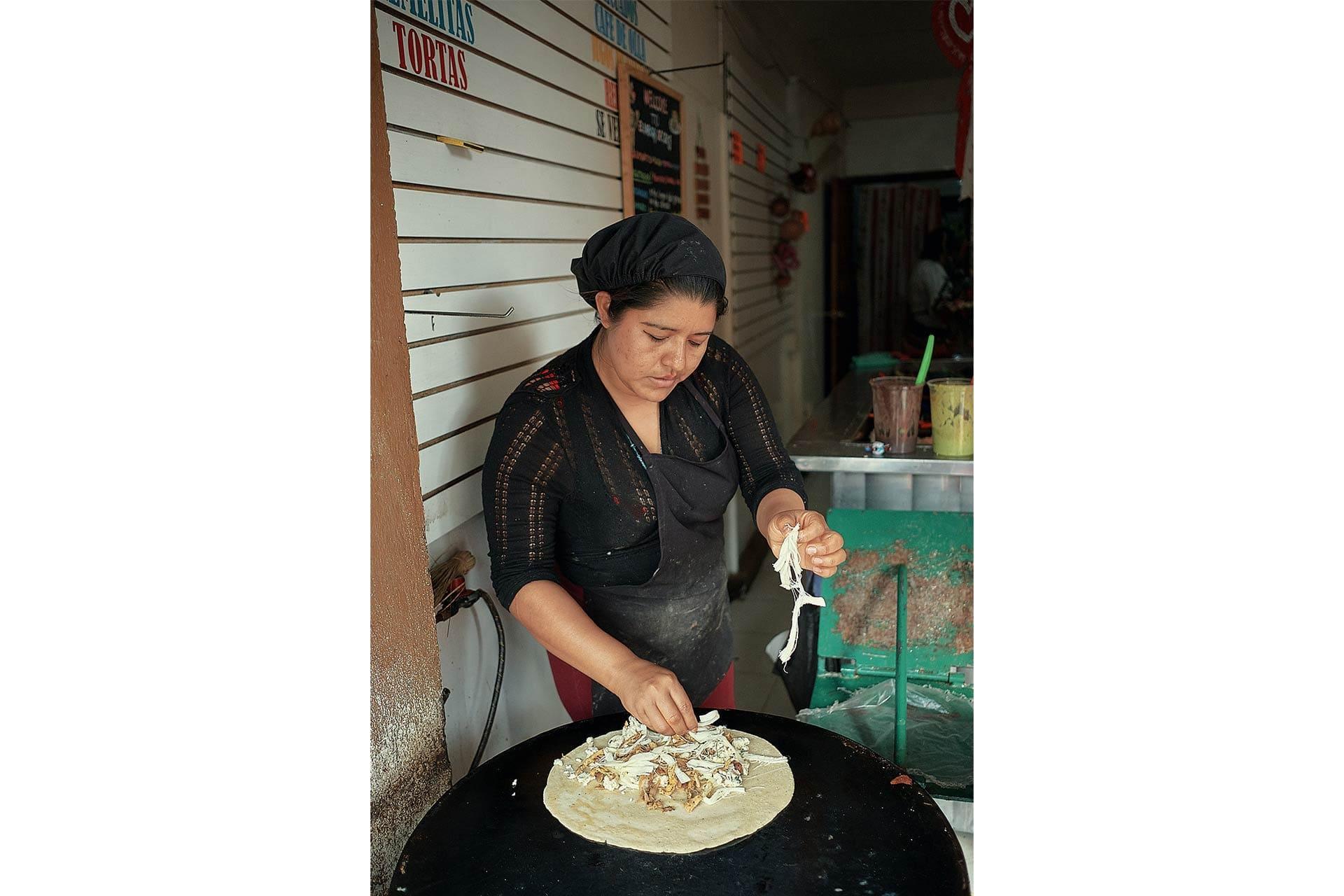 Dona Ceci Oaxaca