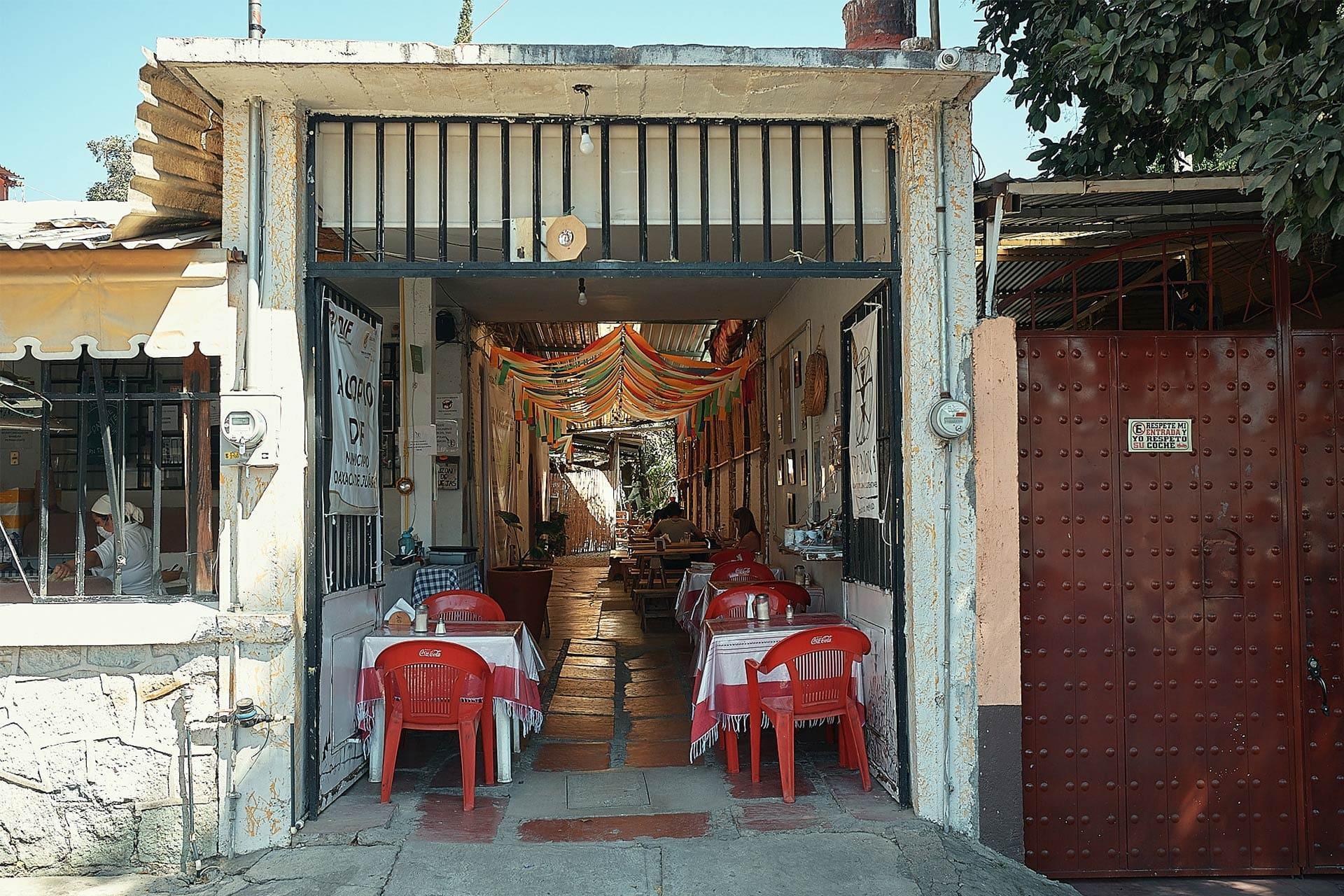 Oaxaca Itanoni