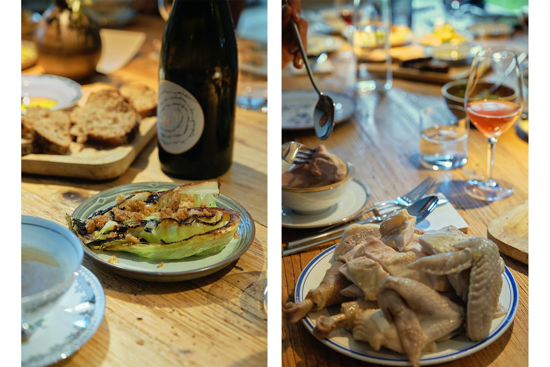 Dinner table Rantan