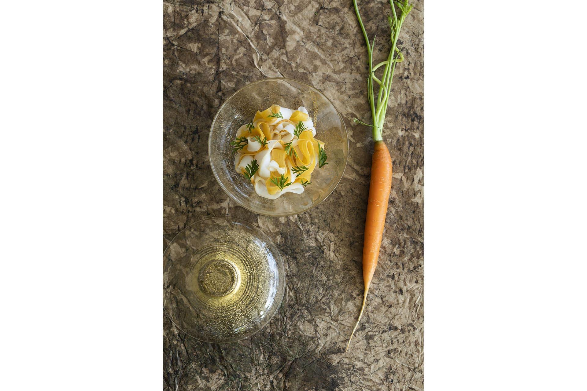 Carrot Mirazur