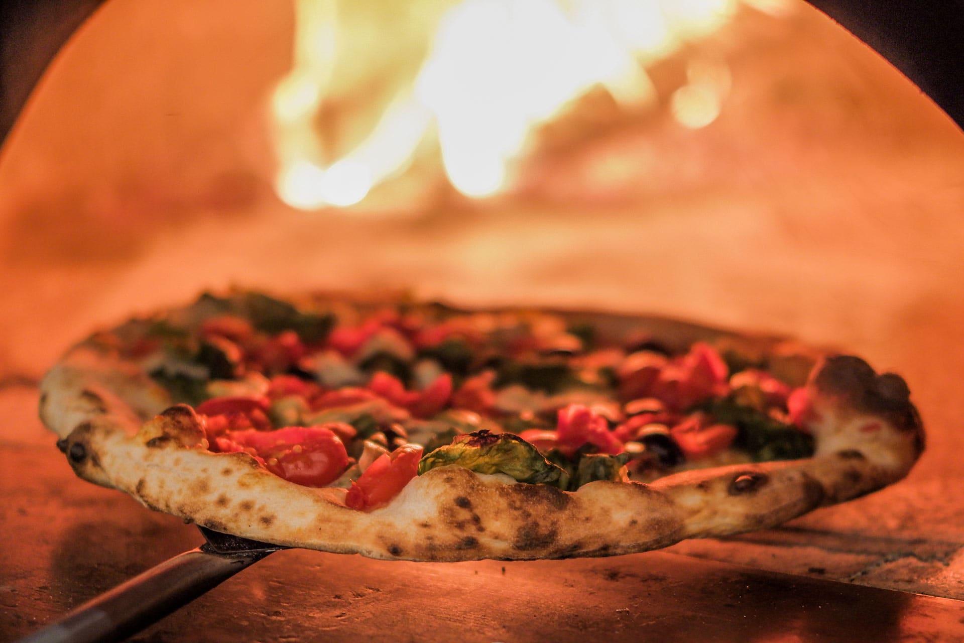 50 Kalò pizza