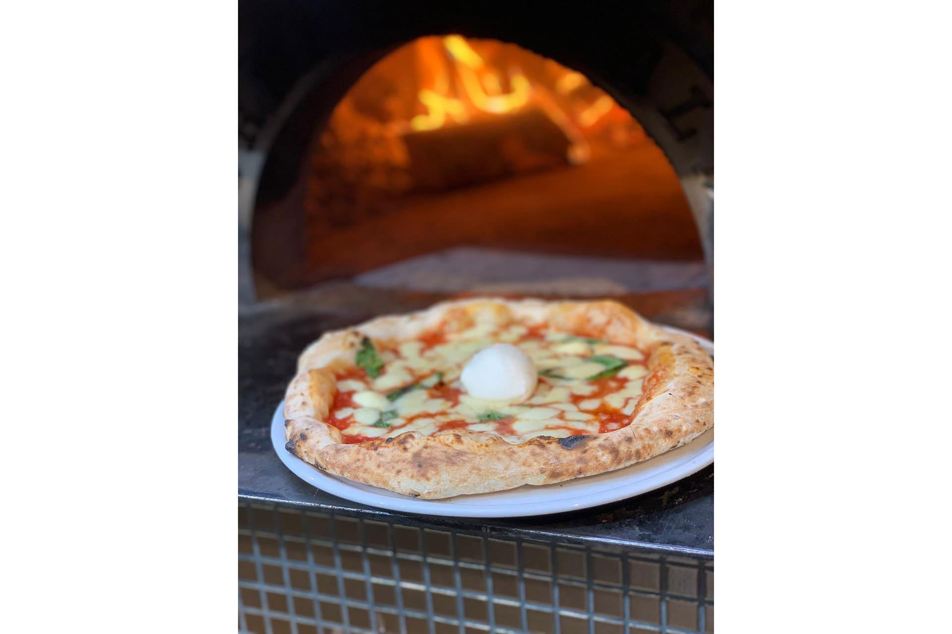 Pizza La Pizza è bella