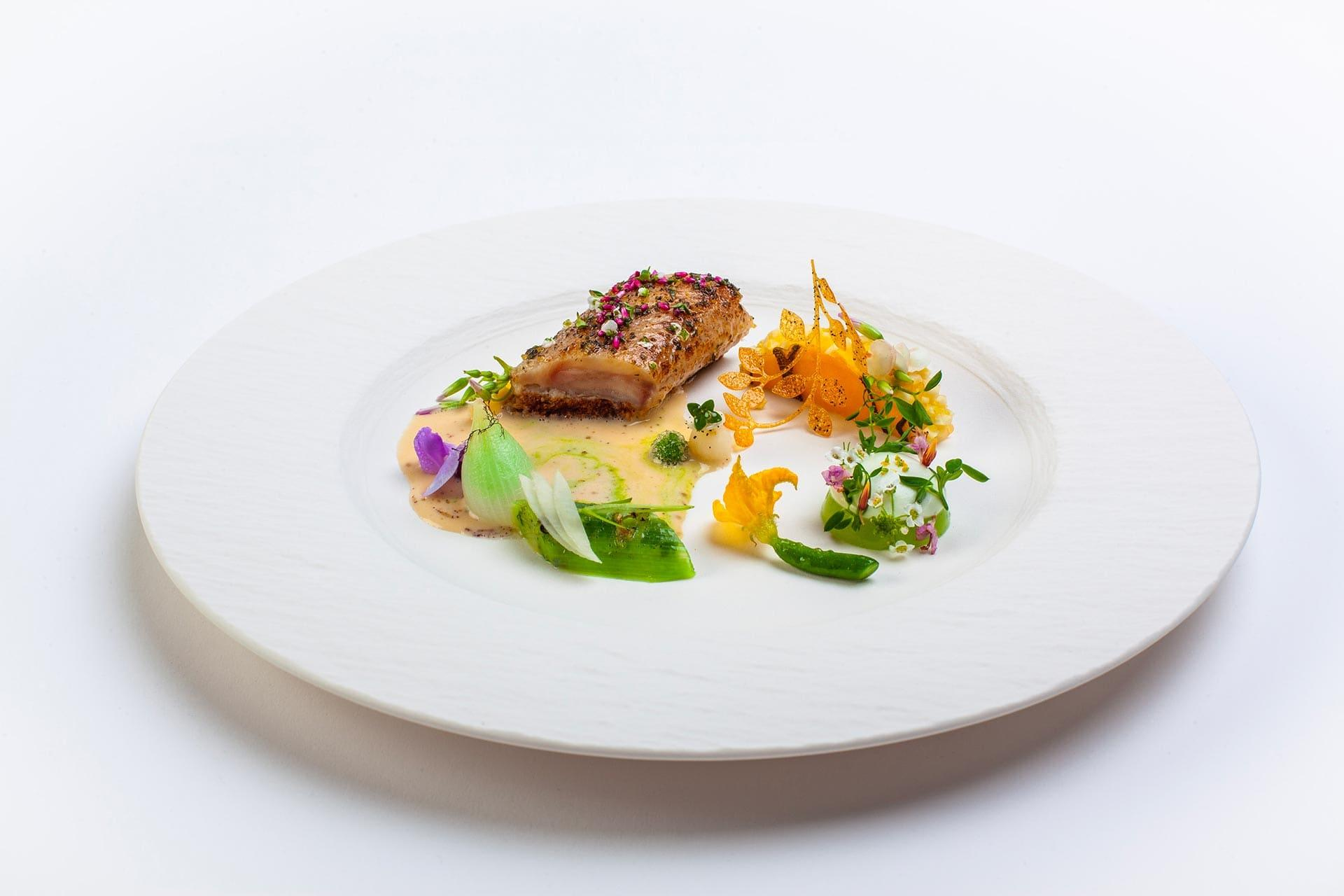Bocuse d'Or Europe 2020 dishes