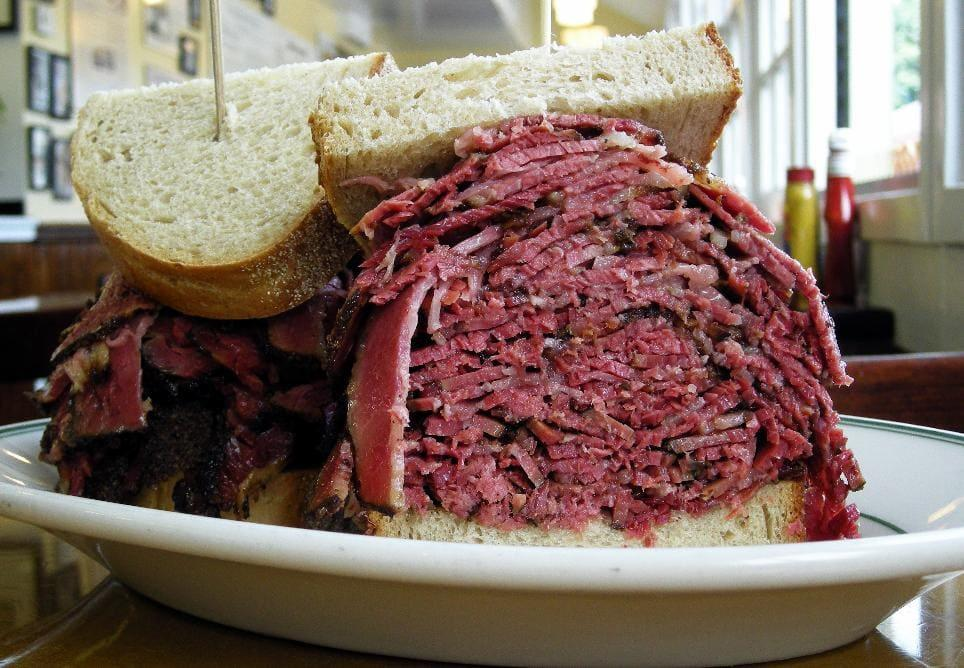 Hot-Pastrami-sandwich-4th-Street-Deli-Roadfood