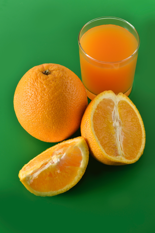 oranges vitamines