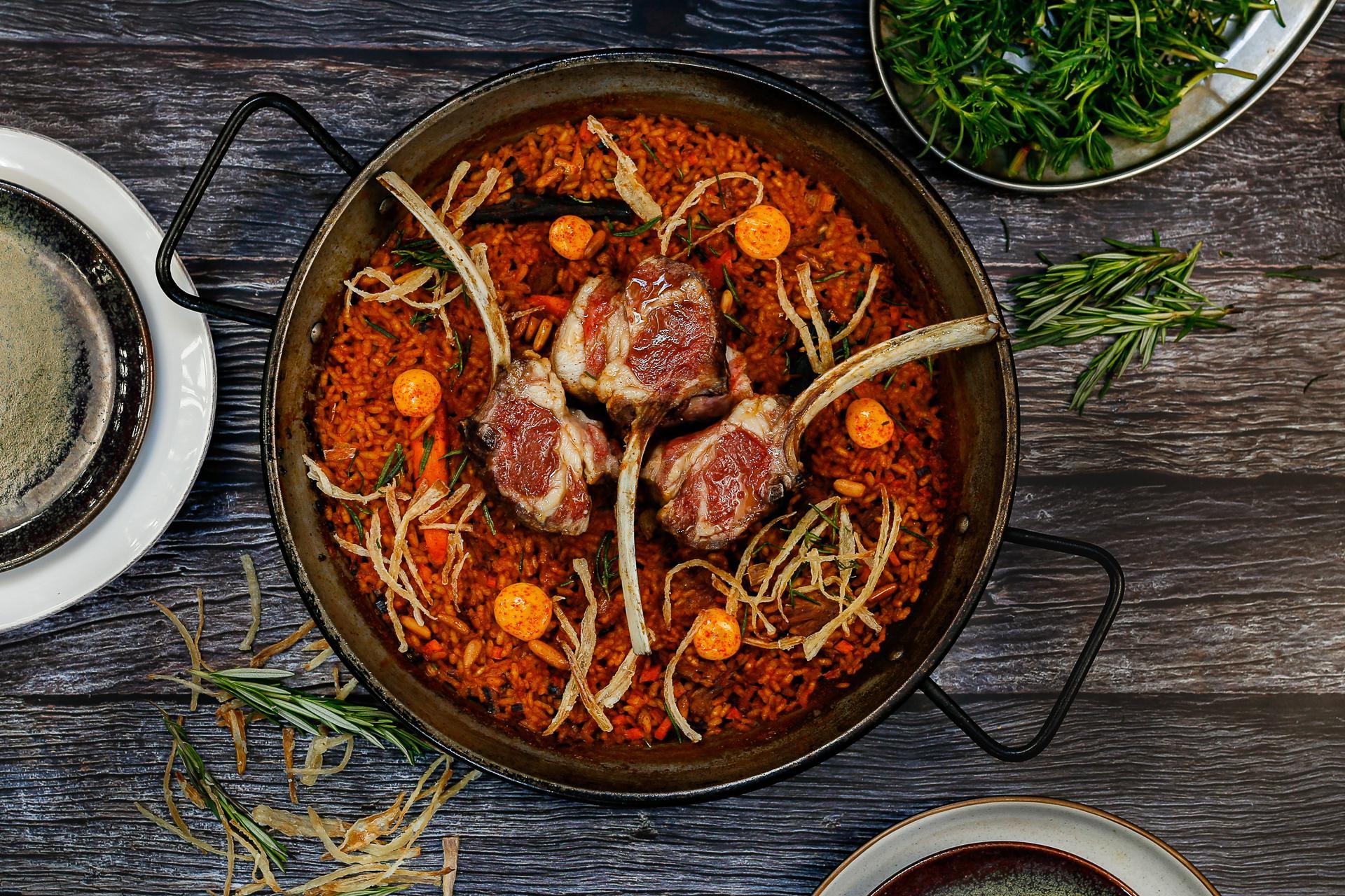 Boca Arroz con Carne