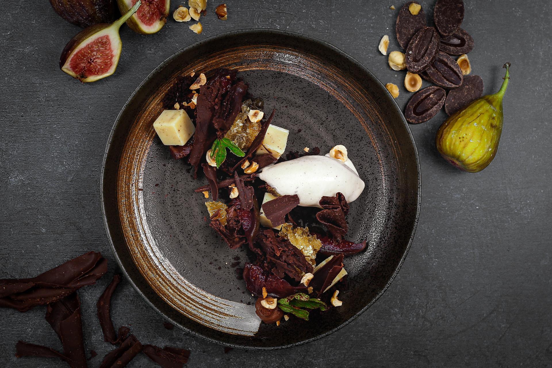 Boca - Marinated Figs & Dark Chocolate