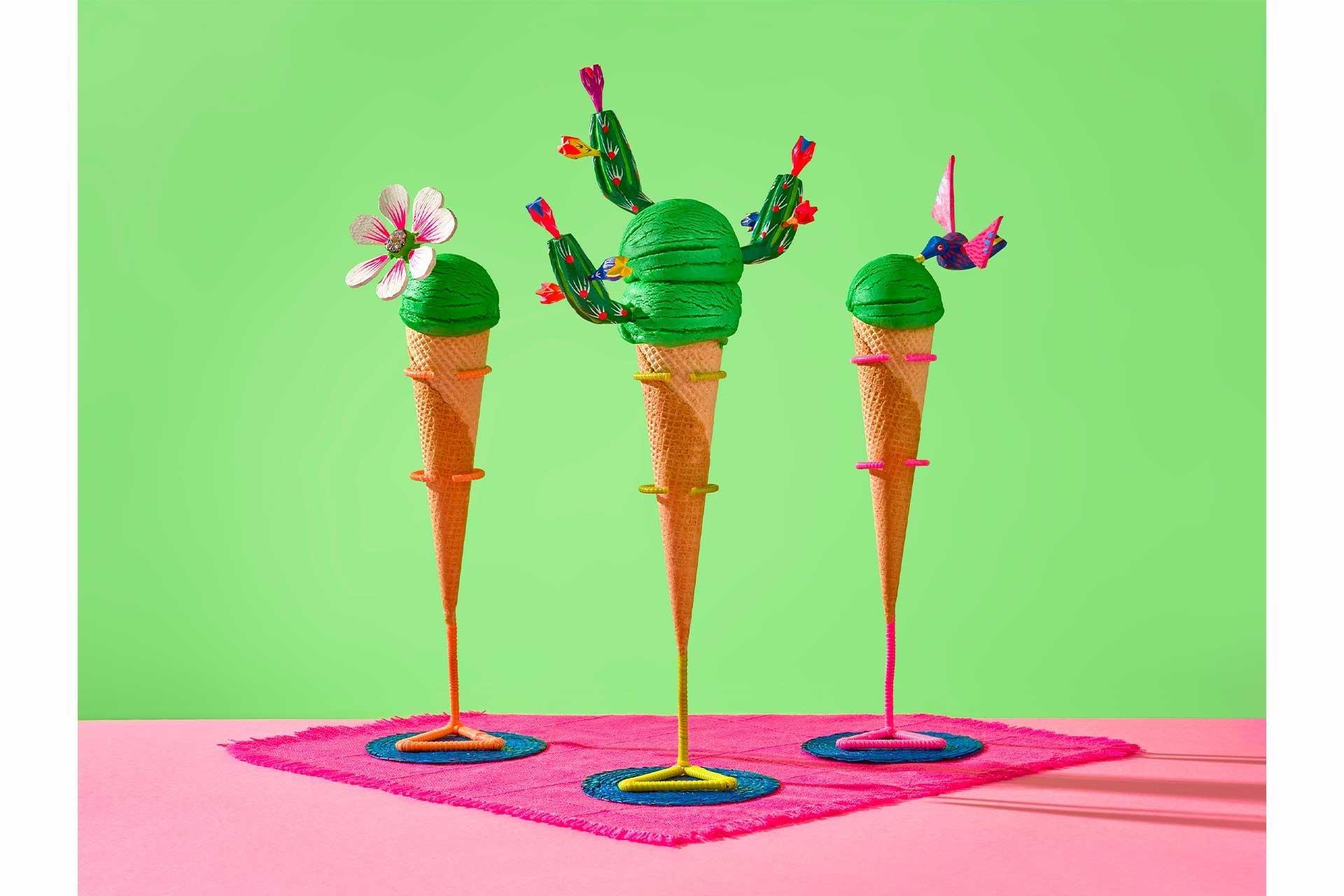 Ice Cream Paloma Rincon