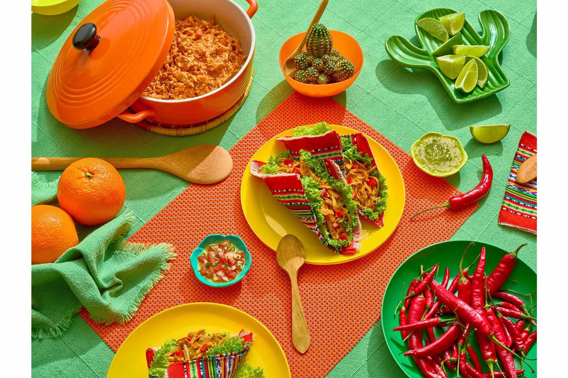 Tacos Paloma Rincon