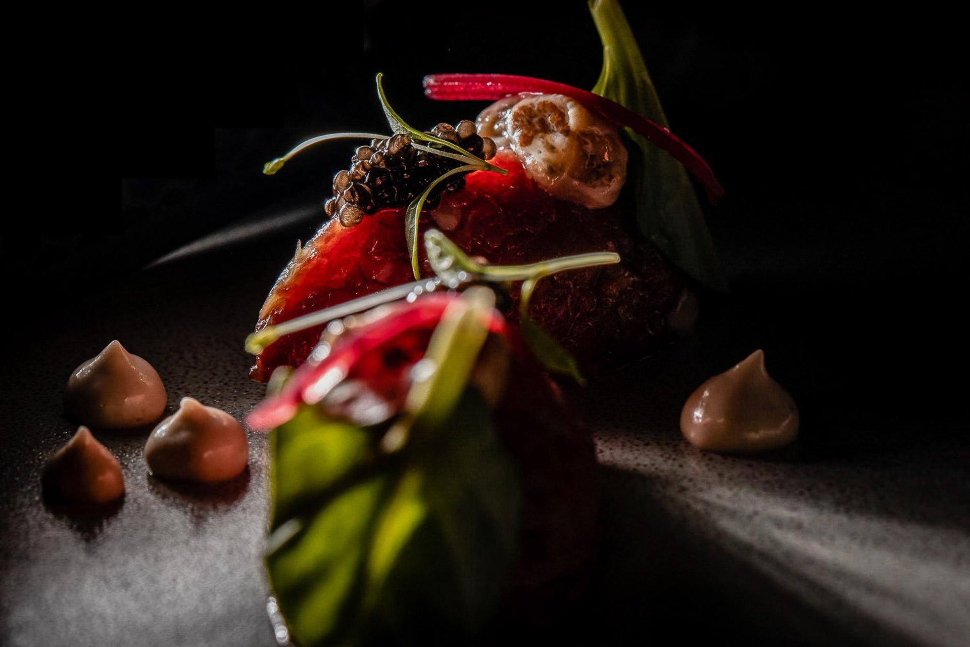 Beef Tartar Restaurant 360