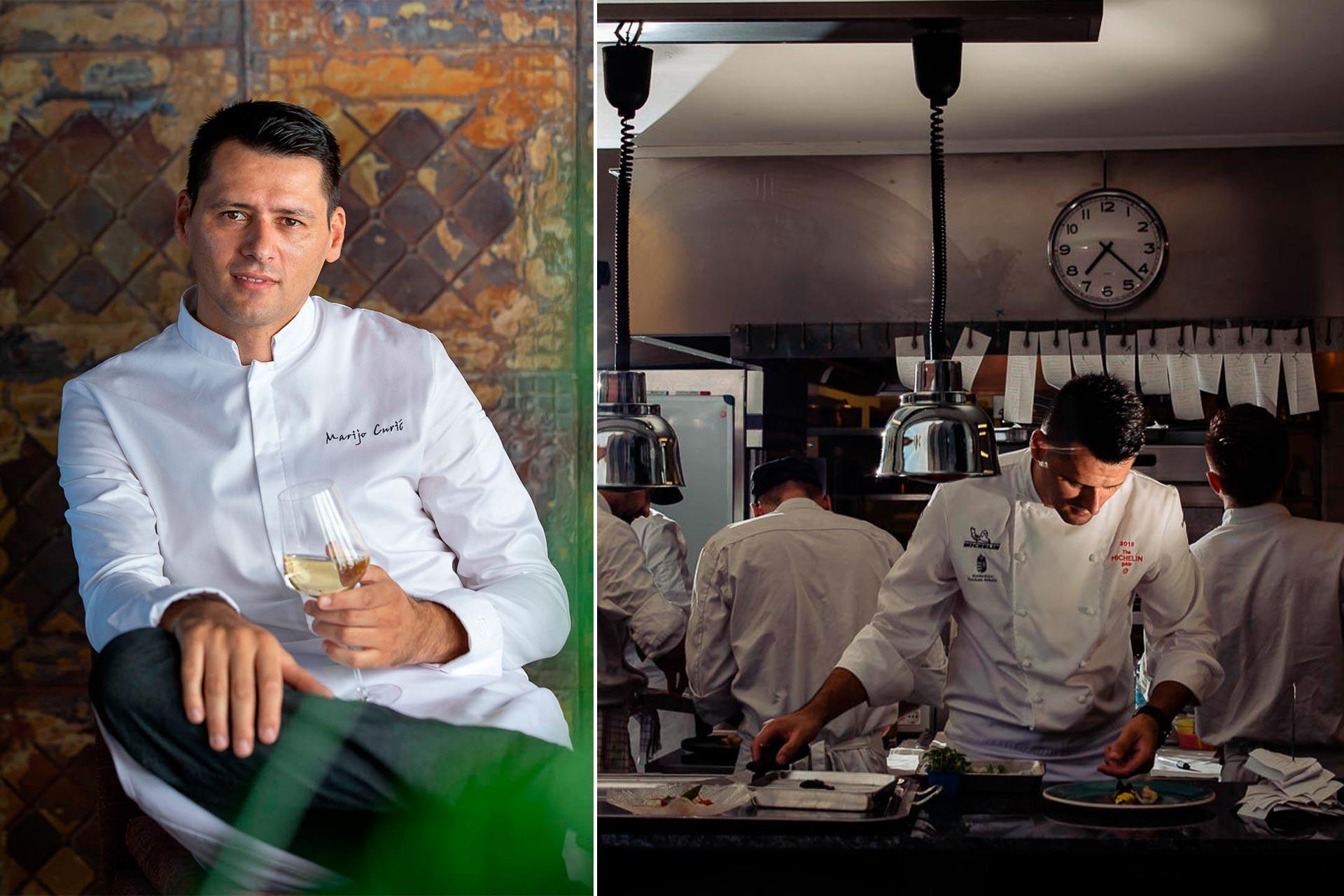 Chef Marijo Curić Restaurant 360
