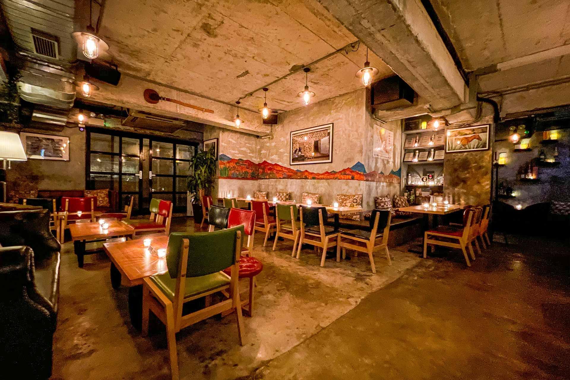 No.1 - Interior- COA, Hong Kong, China.