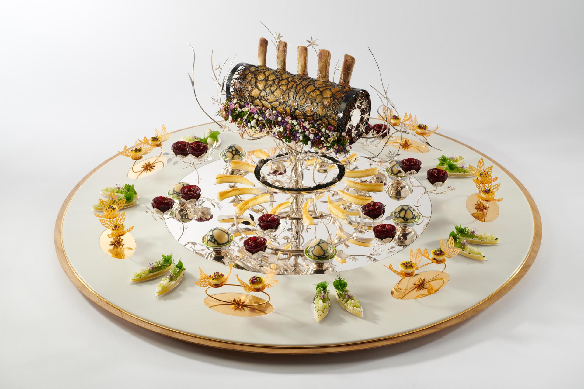 Winning dish Bocuse d'Or 2019 - Denmark