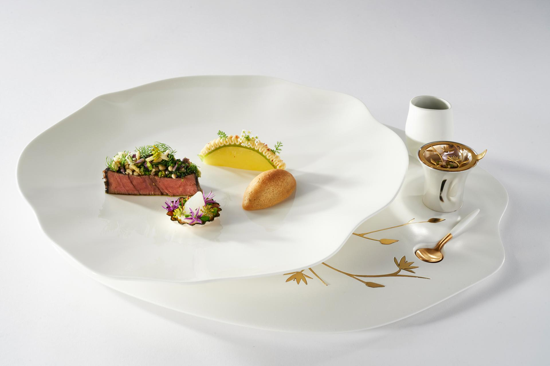 Winning dish Bocuse d'Or 2018 - Norway