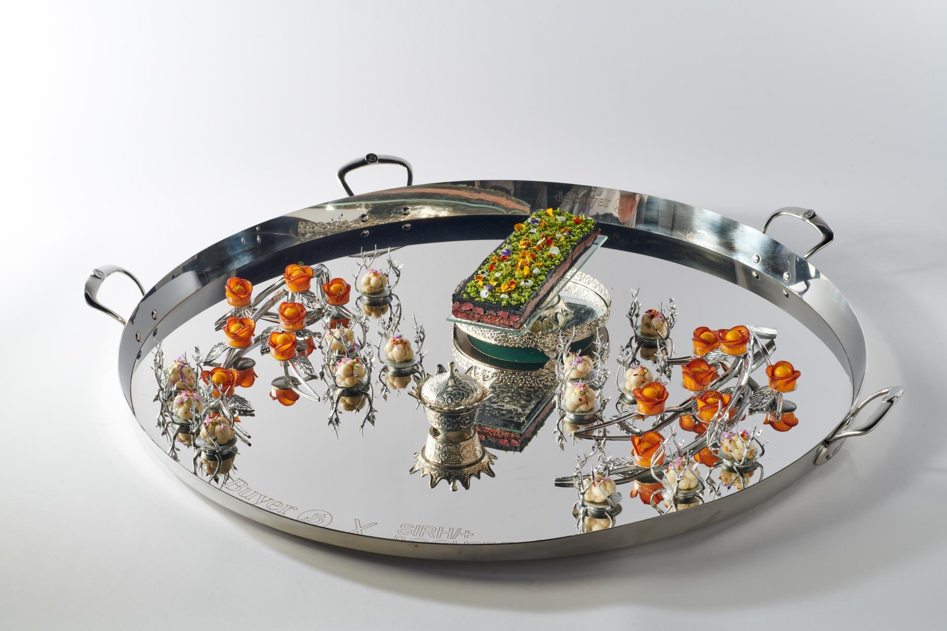 Bocuse d'Or 2021 Platter Chile