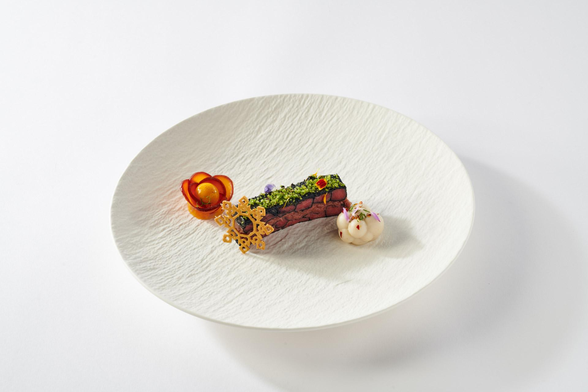 Bocuse d'Or 2021 Plate Chile