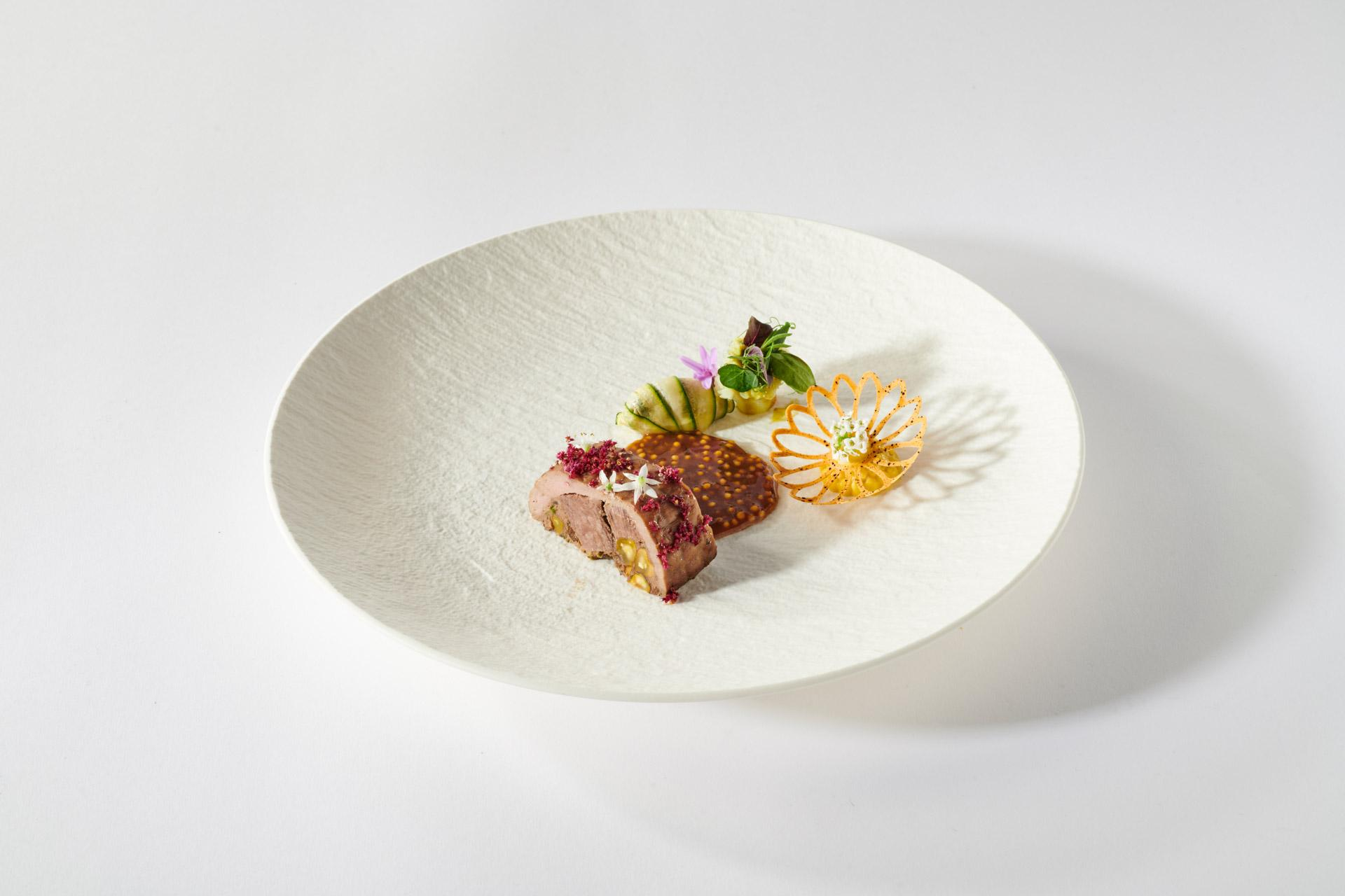 Bocuse d'Or 2021 Plate Colombia