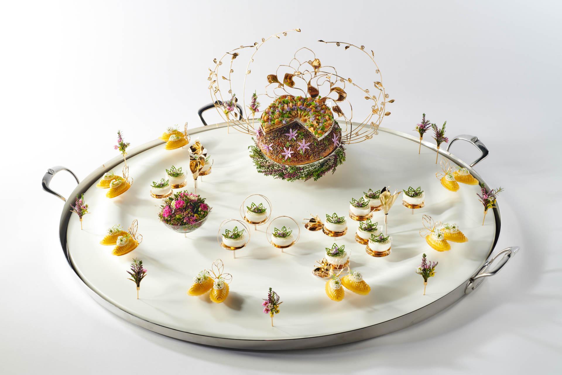 Bocuse d'Or 2021 Platter Iceland