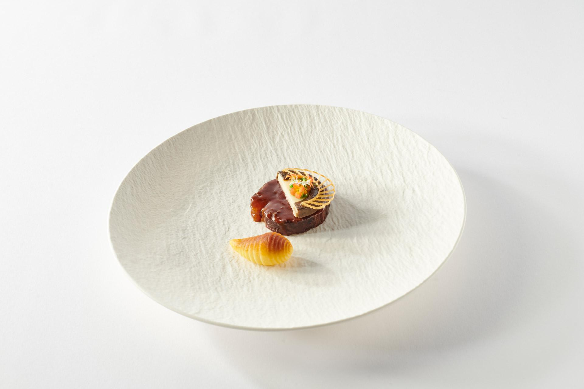 Bocuse d'Or 2021 Plate Italy