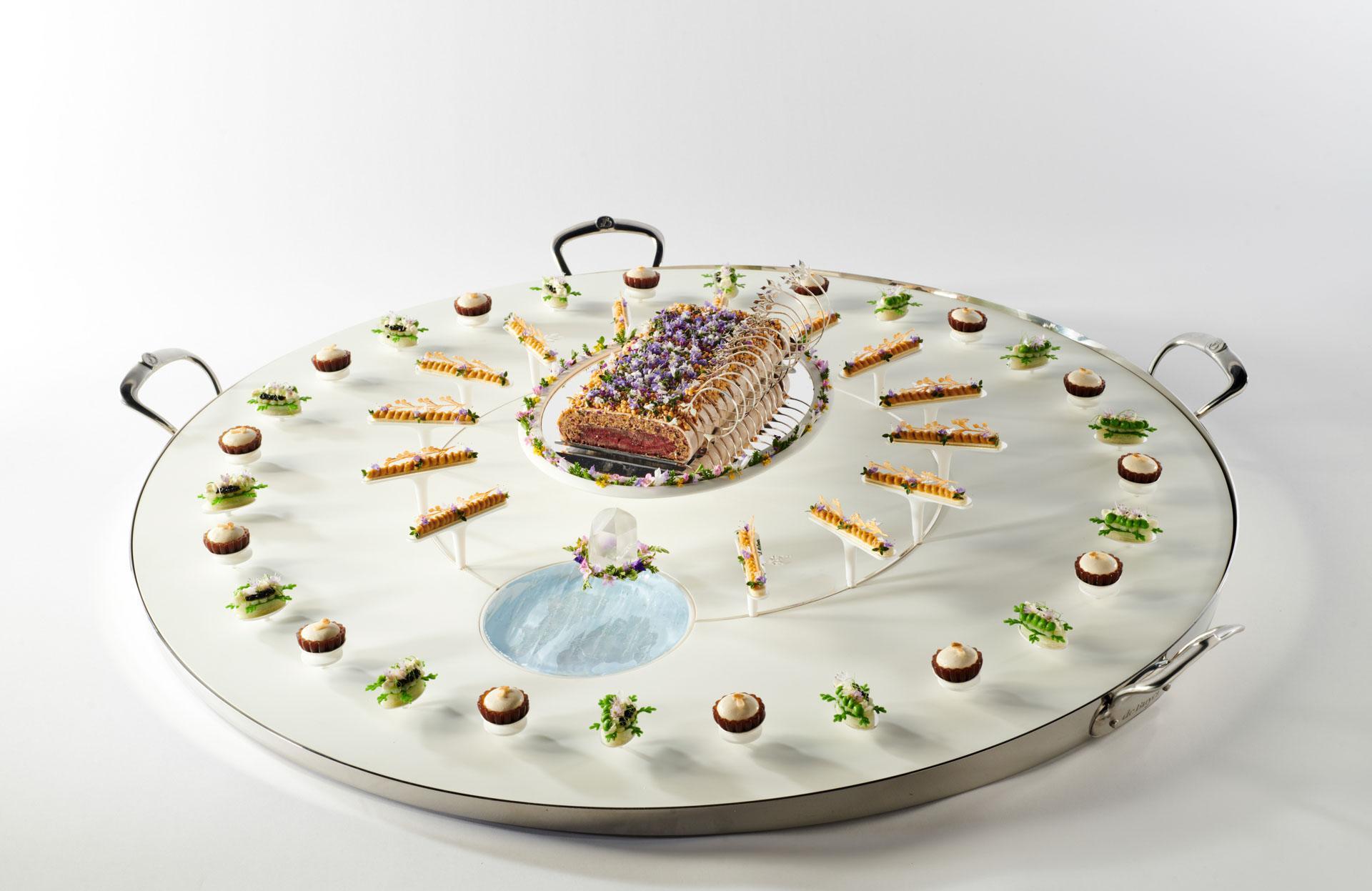 Bocuse d'Or 2021 Platter Switzerland