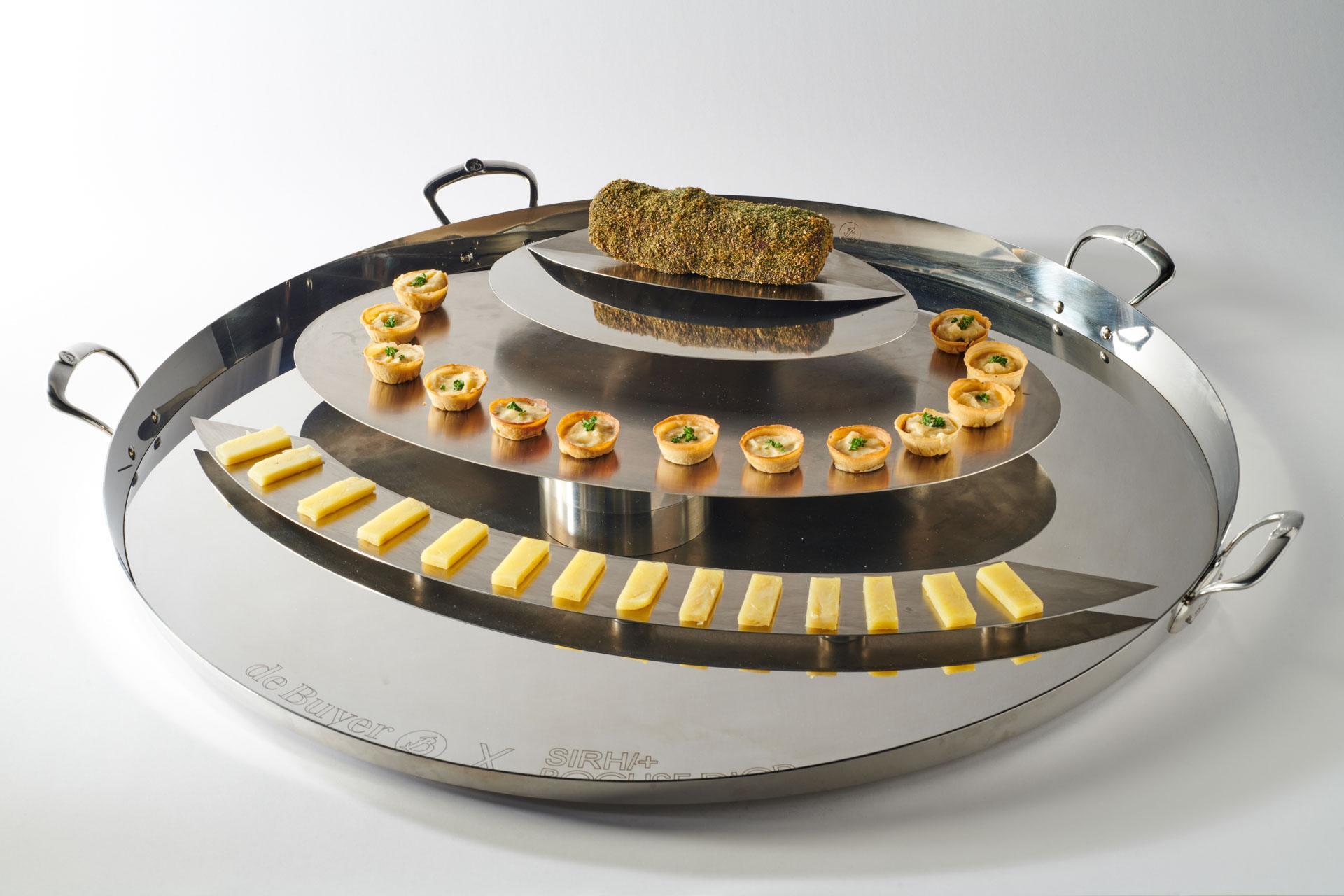 Bocuse d'Or 2021 Platter Uruguay