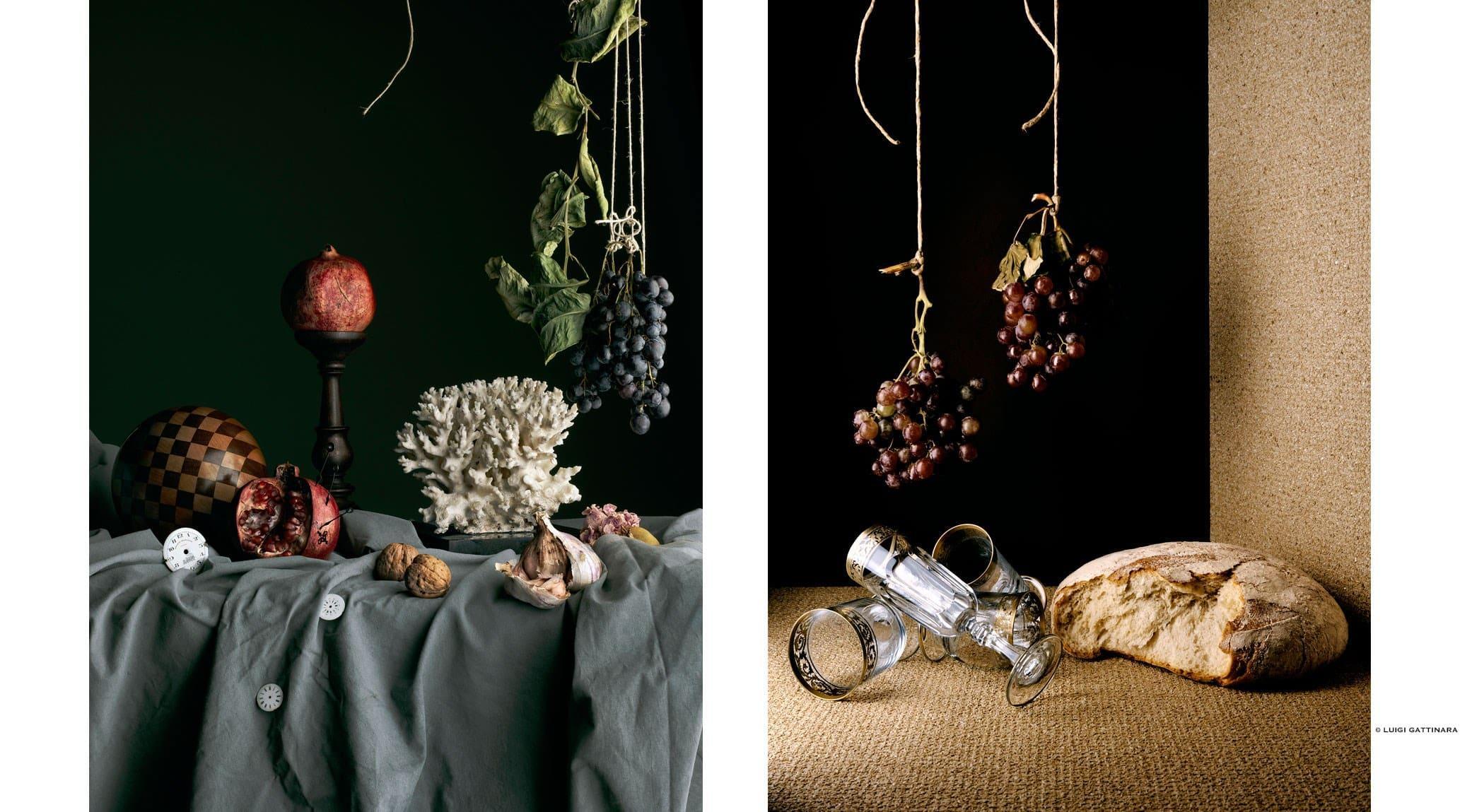 L'attesa | Pane e uva