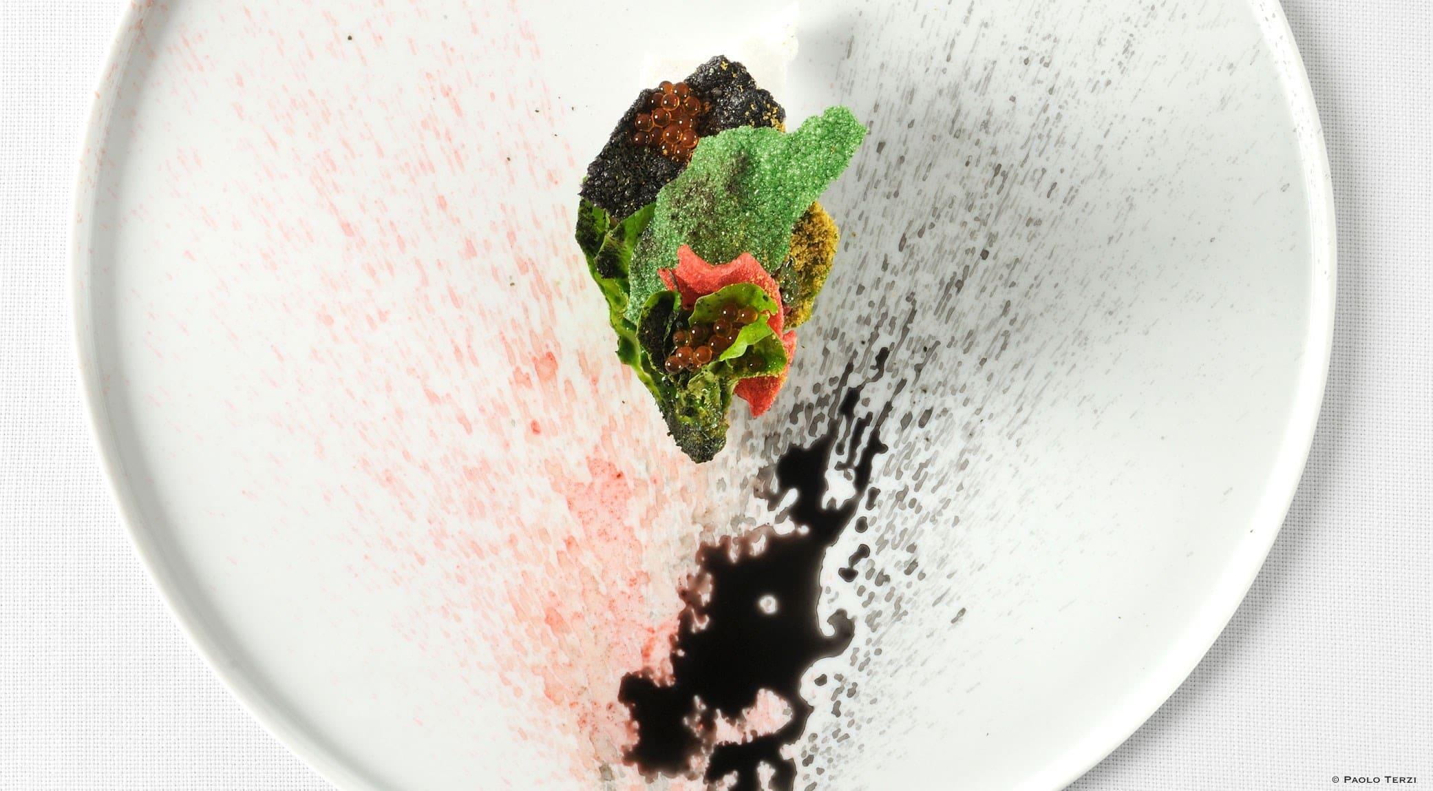 Massimo Bottura | Seafood Salad