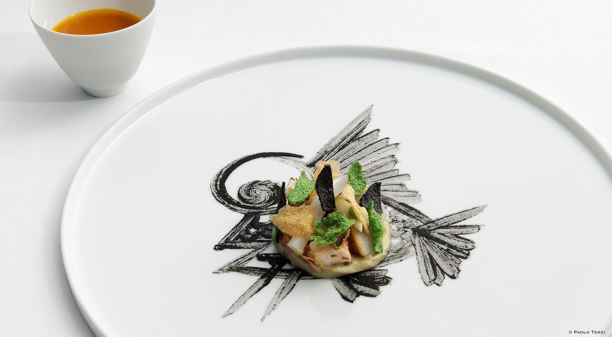 Massimo Bottura | Fish Soup