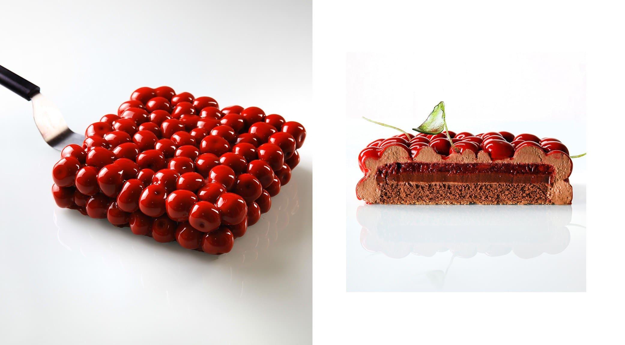 Dinara Kasko's Architectural Desserts