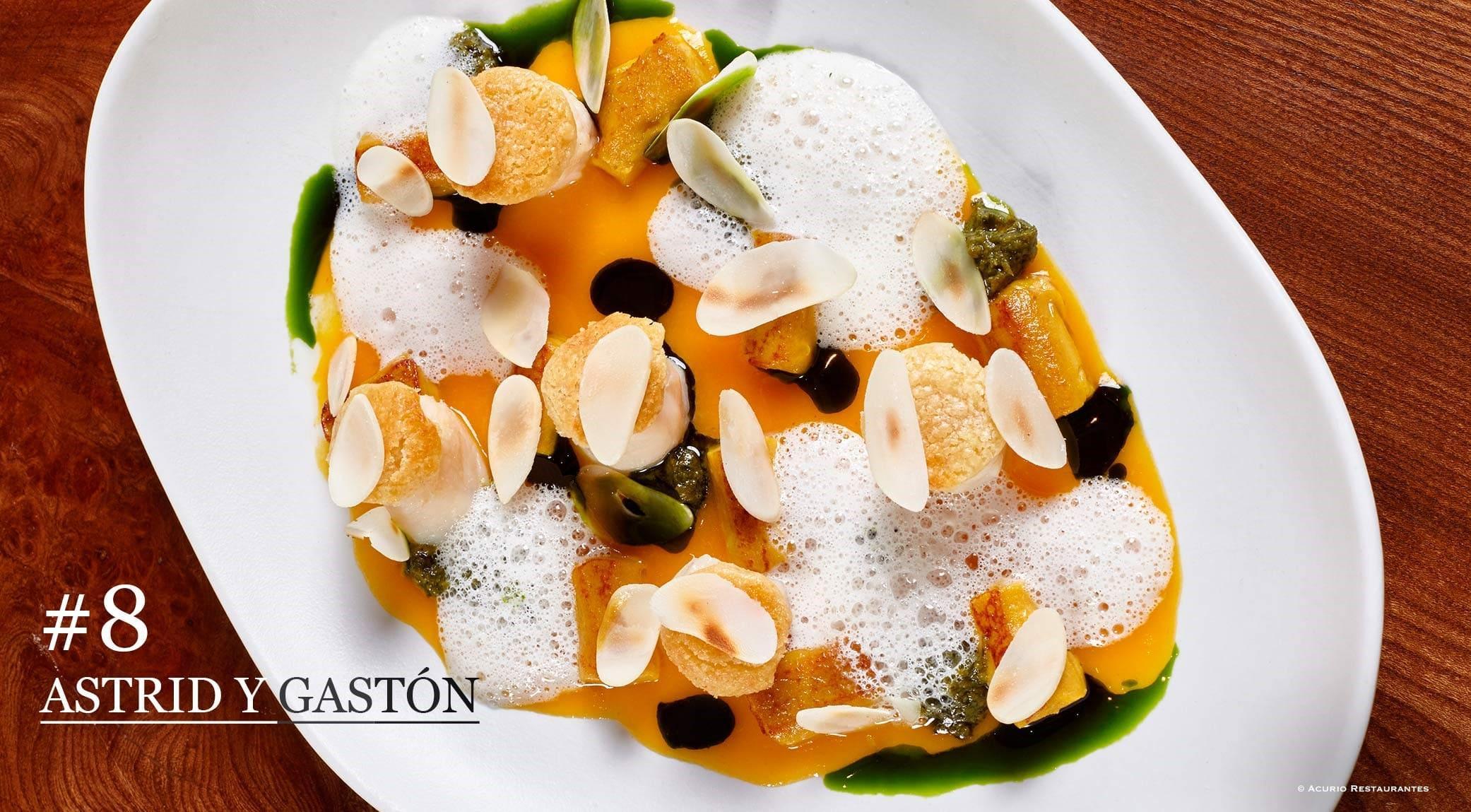 Astrid Y Gastòn Dish