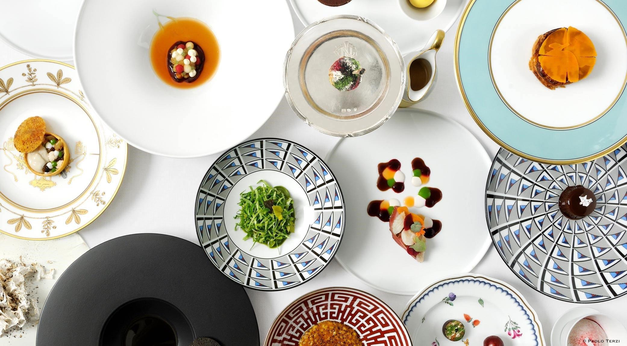 Massimo Bottura | Tasting Menu
