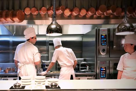 The Sustainability Of The Chef A Survey On Kitchen Culture By Fine Dining Lovers