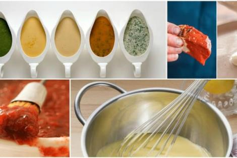 How To Plate Sauces 3 Saucing Videos