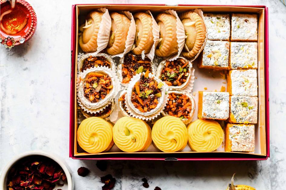 Indian Sweet Treats Diwali Sweets Explained