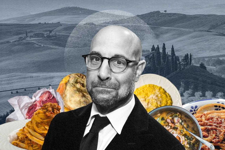 All the Recipes from Stanley Tucci: Searching for Italy