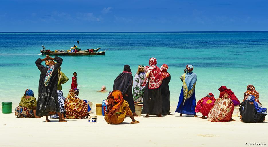 The Taste of Swahili Coast