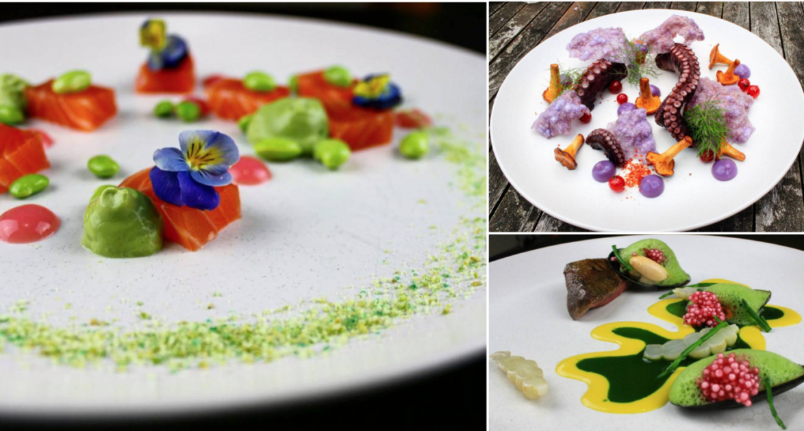Painting Food: Vids and Pics on Plating