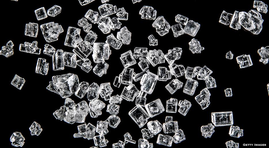 The Science of Melting Sugar