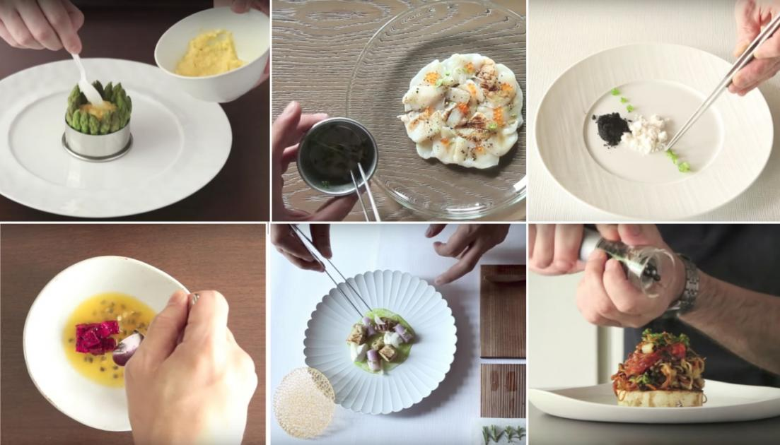 The History of Food Plating: See The Styles