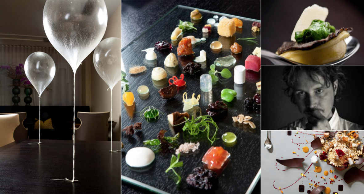 Grant Achatz S Iconic Dishes From Alinea